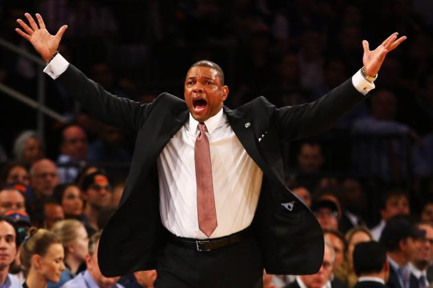 Doc Rivers Finishes 13th in Coach of the Year Voting