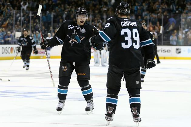2013 Stanley Cup Playoffs: Can the San Jose Sharks Pull Off a Kings-Like Run?