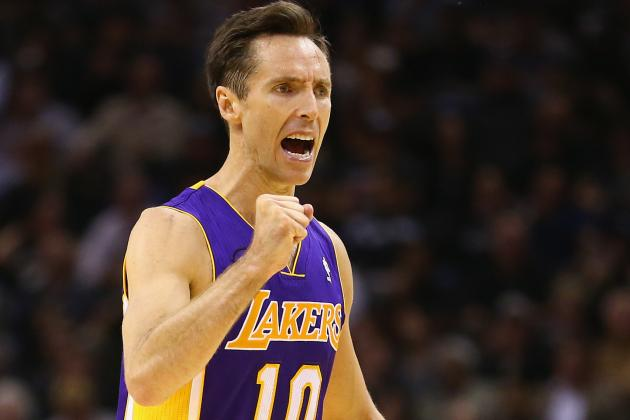Lakers Season Wrap: Steve Nash Was Effective in Revised Role