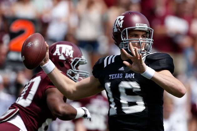 Texas A&M Lands at No. 2 in Sports Illustrated's Post-Spring Top 25