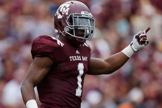 Texas A&M Running Back Corps Reminds of UGA's Talented Backfield in 2012