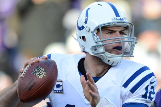 Andrew Luck: 'I'm '100% More Comfortable' with Colts