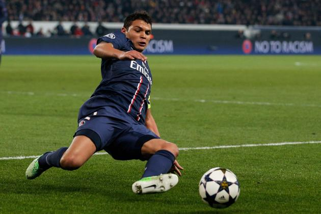 Why Paris St-Germain's Thiago Silva Is the World's Best Defender