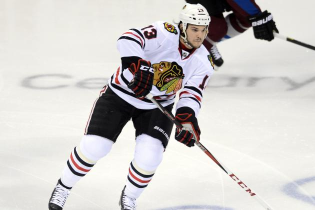 Blackhawks Hope to See Carcillo Bring Energy to Lineup