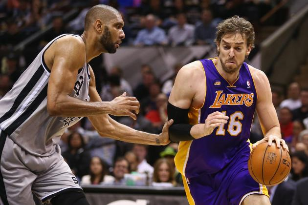 Lakers Rumors: LA Wise to Prioritize Retaining Pau Gasol