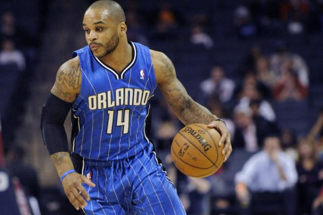 2012-13 Orlando Magic Player Evaluations: Jameer Nelson