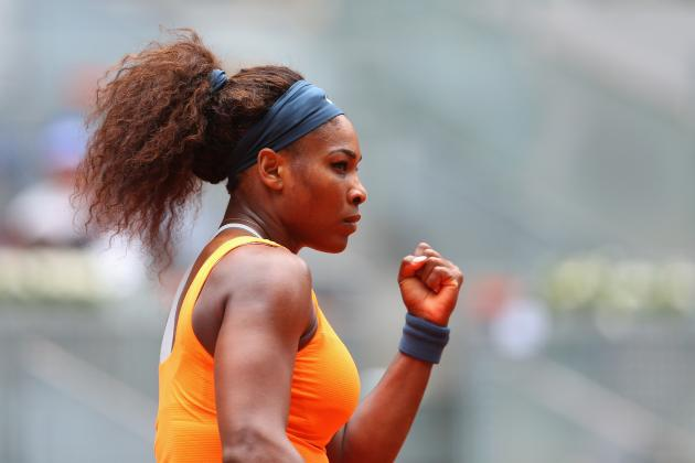Serena Williams: I'll Always Be Rooting for Sloane Stephens