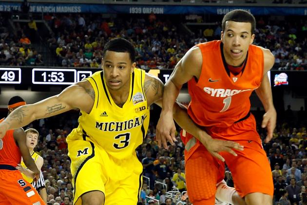 2013 NBA Mock Draft: Current Projections for Every 1st-Round Selection