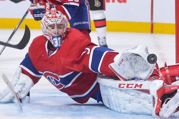 Price Day-to-Day, Prust and White out for Habs