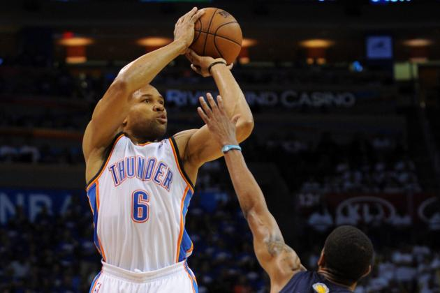 Derek Fisher Continues to Climb 3-Pointer Chart