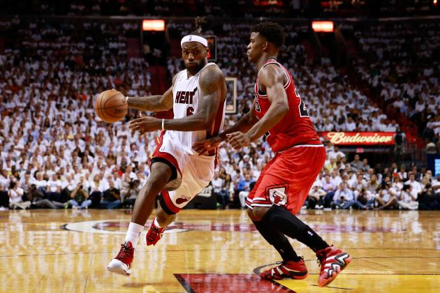 NBA Playoff Schedule 2013: Viewing Info and Predictions for Wednesday's Action