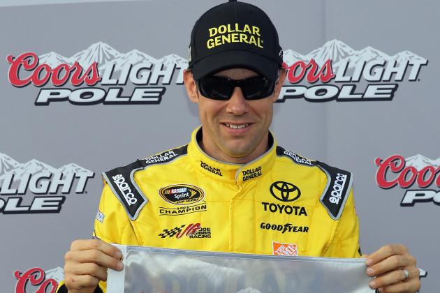 NASCAR Trims Kenseth's Penalties After Appeal