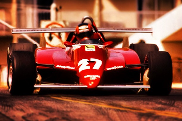 Instagram: Honoring Villeneuve 30 Years Later