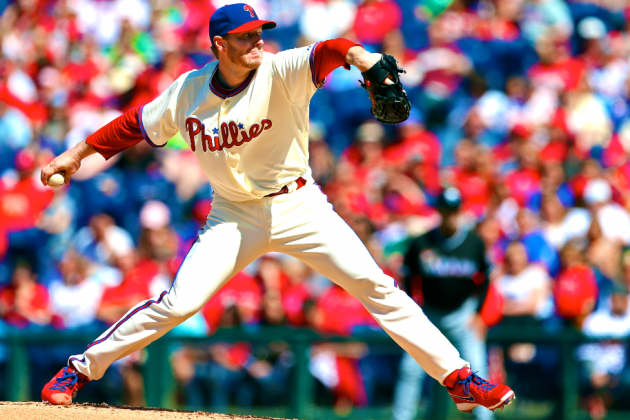 Roy Halladay Injury: Updates on Philadelphia Phillies Pitcher's Shoulder