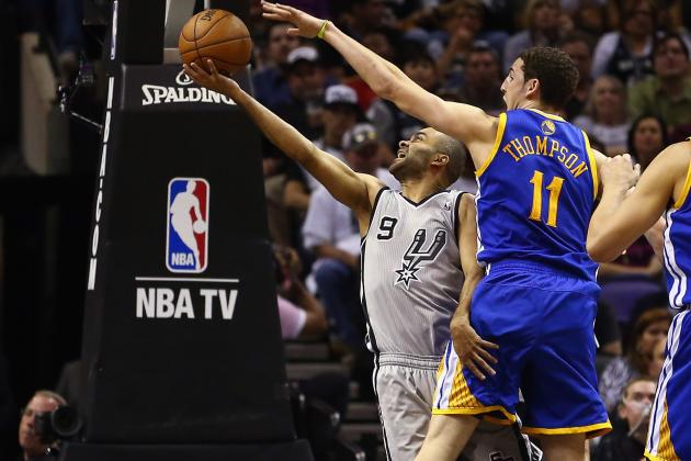 Poole: Warriors depend on Curry and Thompson