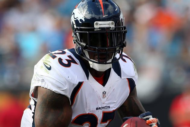 What the Broncos Draft Did for RBs McGahee & Moreno