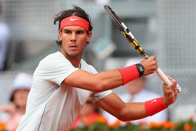 Rafael Nadal Must Win Madrid Open to Help Prepare for Roland Garros