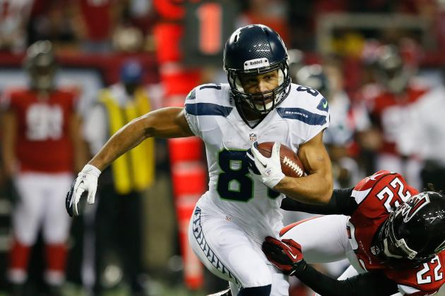 Golden Tate's Future Uncertain Entering Contract Year
