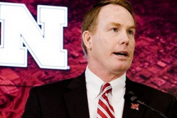 Nebraska AD Addresses Lincoln Chamber