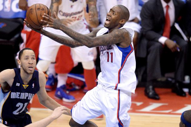 Clippers 2012-2013 Grades: Bench