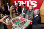 Levi's Stadium to Be New Home of the 49ers
