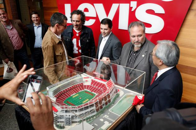 Levi's Stadium Will Be New Name for 49ers' Home Field