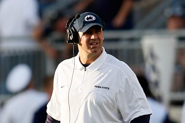 Penn State Coach Not Expecting 2nd Wave of Departures