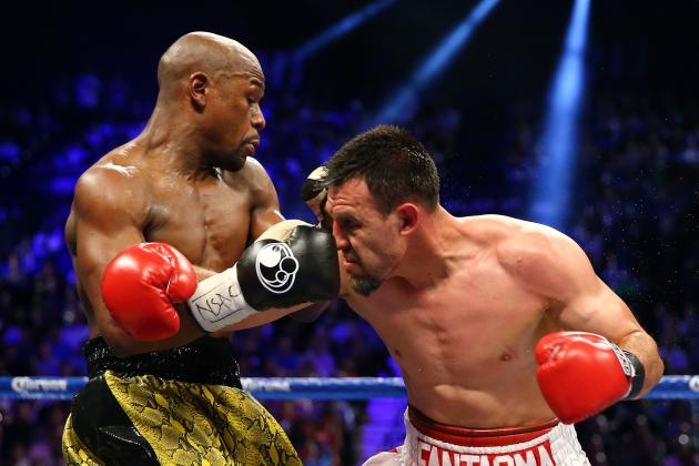 Mayweather vs. Guerrero: The Ghost Isn't Getting Credit He Deserves