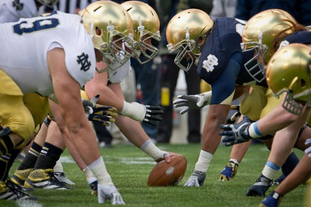 Notre Dame Football: Keys to Irish Echoing Perfection in 2013