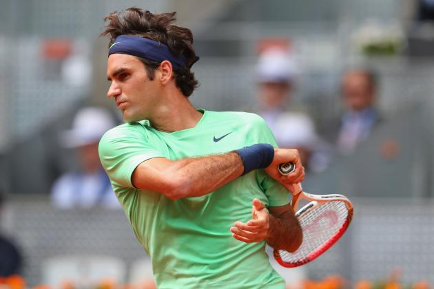Breaking Down How Roger Federer Can Repeat as Champion at 2013 Madrid Open