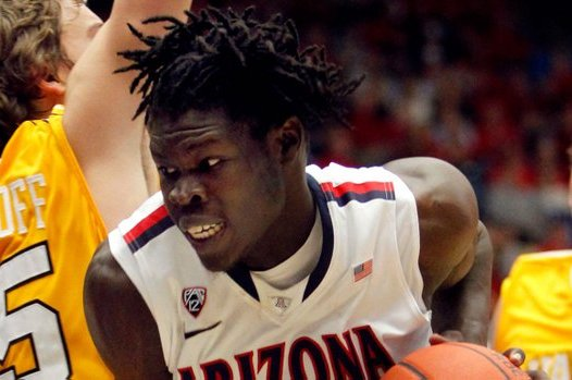 Arizona Transfer Angelo Chol Picks SDSU