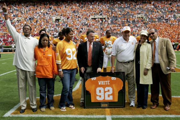 White Honored as Hometown HOFer