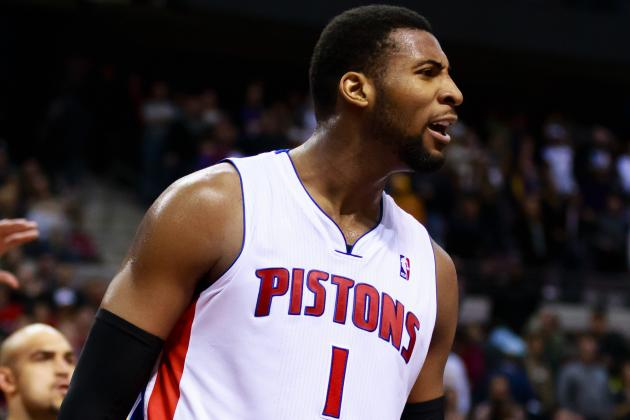 Pistons' Andre Drummond Plans to Finish College