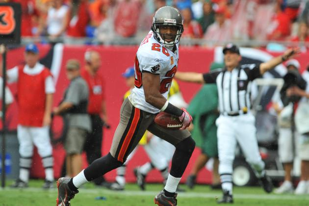 Ronde Barber Ends Career on Own Terms