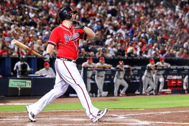 Atlanta Braves Trade Talk: Pros and Cons of Dealing Catcher Brian McCann