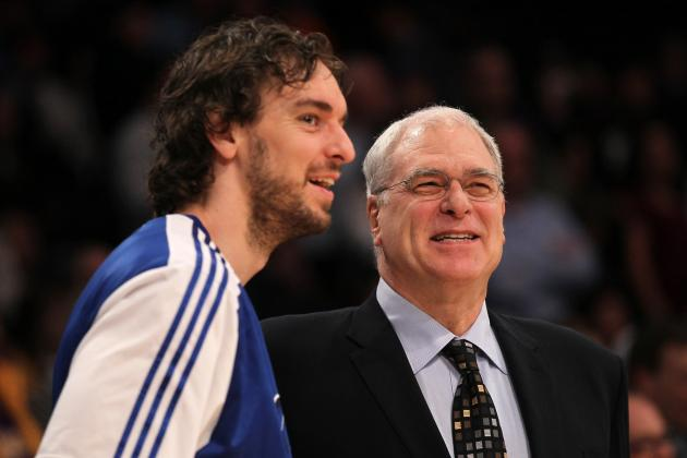 Report: Toronto Raptors Have Best Chance at Landing Phil Jackson?