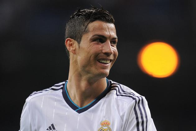 Real Madrid 6-2 Malaga: Eight Is Enough