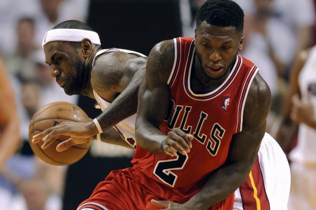 Tall Order: LeBron May Draw Bulls' Robinson