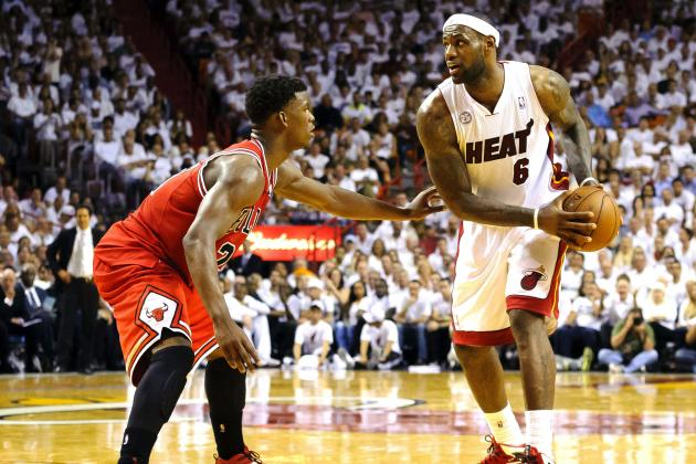 NBA Playoffs 2013: Predicting Winners of Wednesday's Round 2 Games