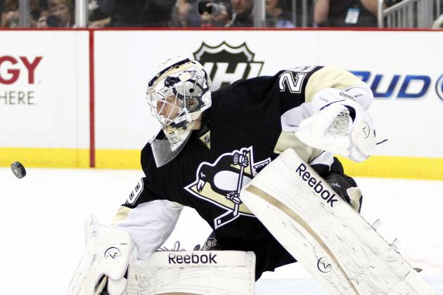Why Benching Marc-Andre Fleury Won't Solve All of Pittsburgh Penguins' Problems