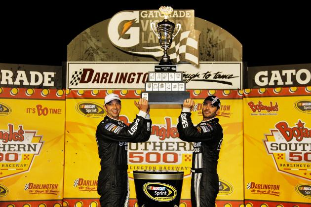 Complete Preview of NASCAR Sprint Cup Series at Darlington