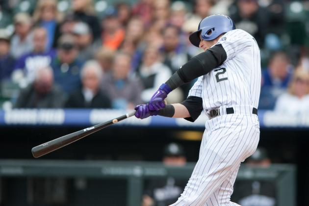 Troy Tulowitzki out of Rockies' Starting Lineup Again vs. Yankees