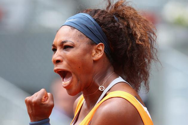 Serena Williams Needs Title in Madrid to Increase Clay-Court Confidence