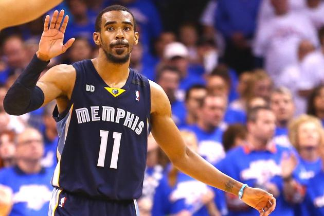 Is Mike Conley Jr. for Real or Just Riding a Hot Streak?