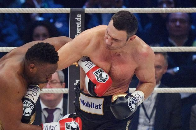 V. Klitschko in Talks to Fight Challenger Stiverne