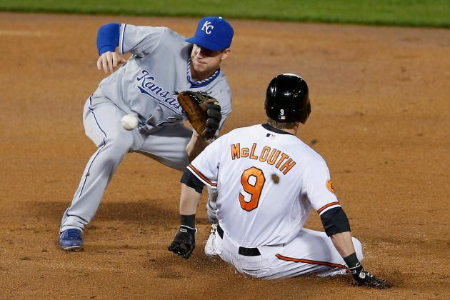 ESPN Gamecast: Royals vs Orioles