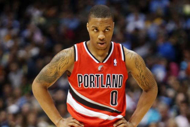 VIDEO: Lillard Takes over Twitter and NBATV