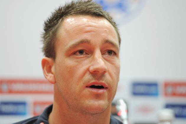 FA Chief Insists John Terry Is Not in England Frame