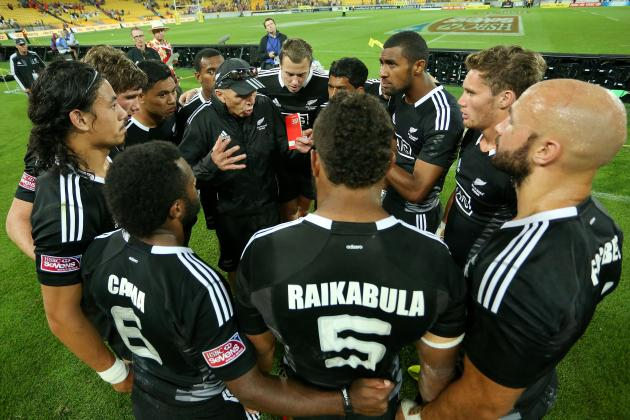 IRB Sevens Rugby: New Zealand Win and Lose