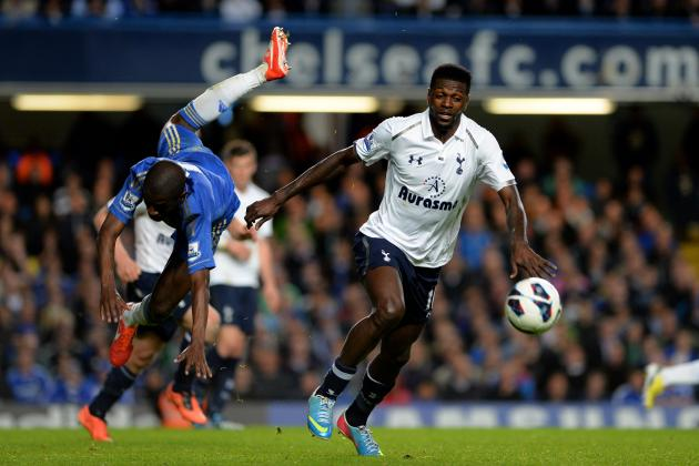 Tottenham Hotspur: Chelsea Draw Sees More of the Same from Spurs and Villas-Boas